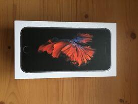 iPhone 6s 16gb black excellent condition