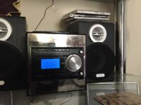 Bush micro audio system