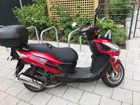 LEXMOTO FMS 125 SPECTACULAR CONDITION