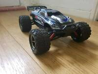 Traxxas E Revo VXL. Brushless. Lipo. Charger. Boxed. Hi-tech. Rc Car Buggy