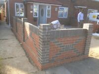 Bricklayer,ground work,garden,loft conversions all jobs in you hause.20 years experience in this job