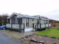 Static Caravan For Sale Near Southport, Ormskirk and Lancashire LODGE, WITH DECKING, HUGE REDUCTION!