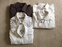 Men's XL bundle of shirts