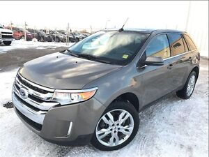 2013 Ford Edge Limited-NAV-PANO ROOF-AWD