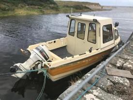 Alaska 500 16ft boat