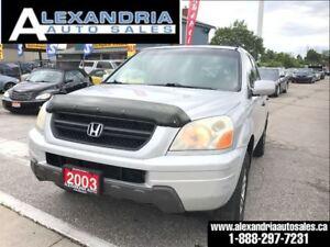 2003 Honda Pilot -