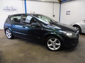 2005 Vauxhall Astra 1.9 Sri CDTi Diesel X Pack 6 Speed Low Miles + FSH + 12 Month MOT