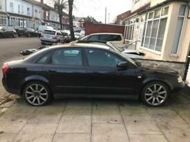 AUDI A4 1.8t Quattro Spairs or repair