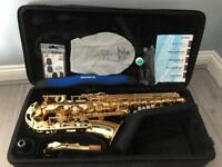 Yamaha Yas275 Alto Saxophone. As New