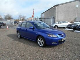 MAZDA3 2.0 Sport 5dr 1 OWNER FROM NEW