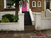 Stunning 2 bedroom garden flat available for short let (3-6 months)!