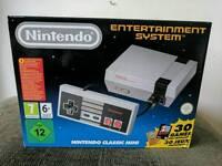 Nintendo Entertainment System Mini (NES)