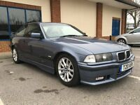 1999 BMW E36 318is Coupe Blue NEW MOT Track Car Rally Race Drift Might Swap P/X