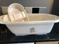 Mother care Baby Bath & Top n Tail Bowl