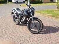 Derbi Mulhacen motorbike...125cc...One Owner...low mileage...great bike...