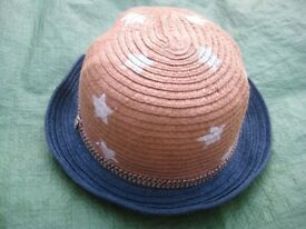 Soft Baby Sun Hat for £1.00