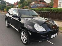 PORSCHE CAYENNE 4.5s *PRIVATE PLATE*NEW MOT*FSH*LOW MILES 64K*