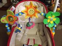 Tiny Love 3 in 1 napped bouncer