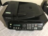 Epson WF2530 wireless printer and scanner