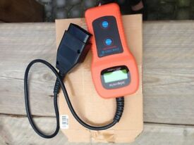 Ford Focus ST Decat Pipe & Scanner