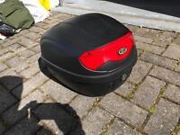 Honda Vision back box