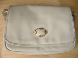 white handbag for sale