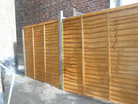 Turn your garden into a lovely spot with our garden fencing service in Dagenham, London