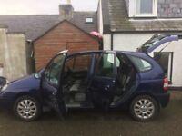 Renault Megane 03 plate. MOT'D till 2018. £800 Ono.