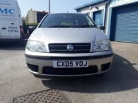 2005 fiat punto 1,2 active in excellent condition for year 5 door 12 months mot 2 owners £795 ONO
