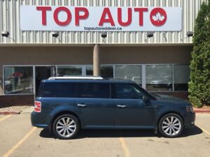2016 Ford Flex Limited Showroom condition!!!