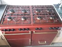 Newhome Range Gas Cooker