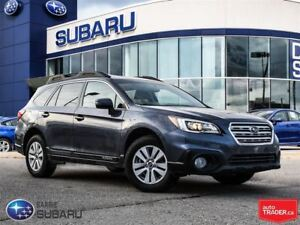 2017 Subaru Outback 2.5i Touring at Cloth,Roof,Alloys,Power Gate