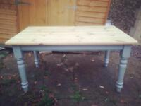 5ft Pine Dining Table