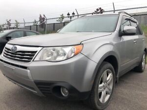 2010 Subaru Forester LIMITED AWD cuir toit ouvrant sièges chauff