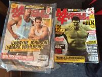 Muscle & Fitness magazine back issues