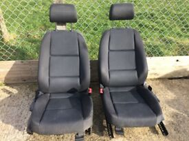 Audi A4 Front Seats 2003 good condition