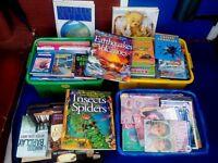 books the lot £10