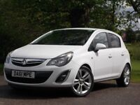 VAUXHALL CORSA 2012 SXI 1.4 AC LOW MIEALGE 36000, Air Conditioning,Excellent condition