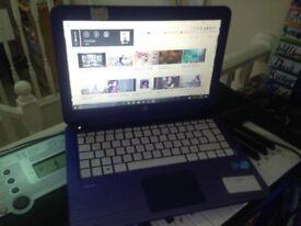 HP stream purple fully working