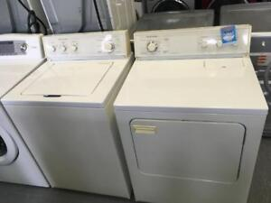 298- Laveuse Sécheuse INGLIS  Washer Dryer