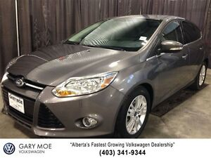 2012 Ford Focus SEL with only 39K kms!