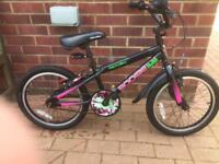 Child's bicycle excellent condition suit 6yr~9yr approx