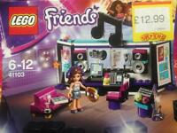 Lego friends disco.