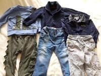Boys clothes bundle (age 12-18 months)