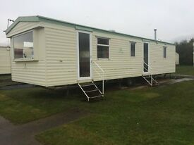 STARTER HOLIDAY HOME FOR SALE WHITLEY BAY ON NORTH EAST COAST NR NEWBIGGAN, BAMBURGH, SEAHOUSES,