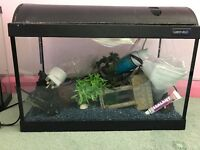 Used fish tank bundle for sale
