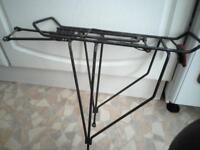 Bike back rack
