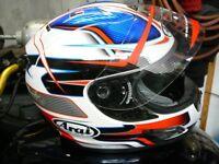 Aria helmet size medium