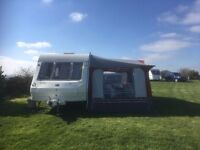 4 Berth ABI Manhattan Caravan 520/4