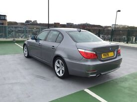 BMW 5 Series 2.0 520d Full BMW Dealership Service History